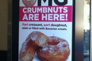 Cronut vs. Crumbnut