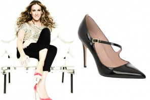 Do you speak « the new collection by Sarah Jessica Parker »?